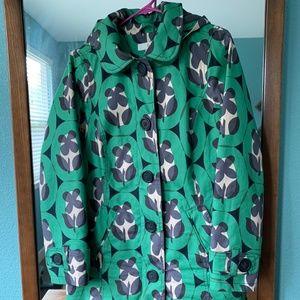 Boden Rainy Day Mac - Size 6 UK / 10 UK